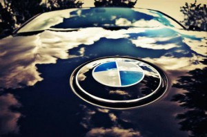BMW Roundel Sephen Harvey